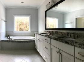 Another view of the Master bathroom