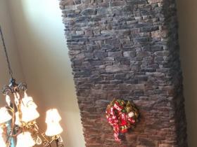 Tillett Home Fireplace