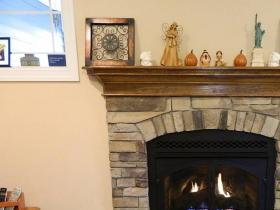 Williams Home Fireplace