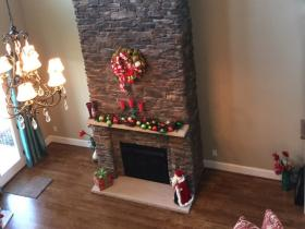 Tillett Home Fireplace